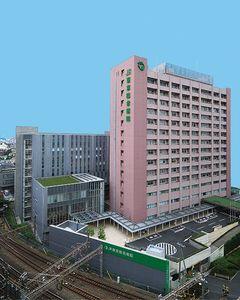 志村けん病院どこ?JR東京総合病院