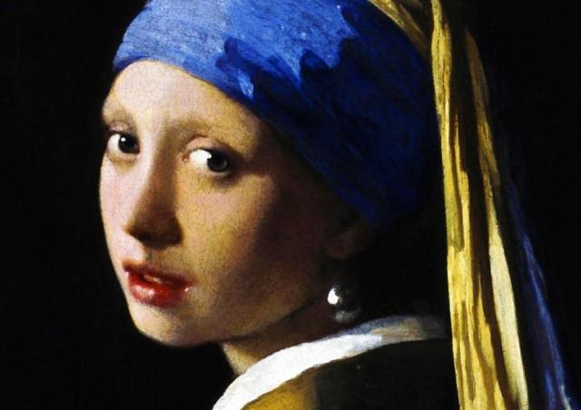 真珠の耳飾りの少女 詳細判明