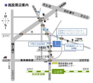 中野江古田病院 コロナ 場所