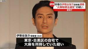 伊勢谷友介の逮捕の瞬間の手錠動画はコレ!?ヤバすぎる現実が話題に!?