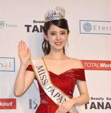 小川千奈の顔画像やSNSはコレ?ヤバすぎるミス・ジャパンが話題に!?